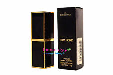 Tom Ford Lip Color 03 Casablanca 0.1oz / 3g Brand New In Box For Women