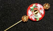 BROOCH/STICK PIN S19 Cloisonne Beads Fashion STICKPIN