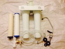 Under Sink Ceramic Water Purification System