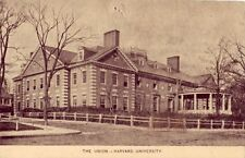 CAMBRIDGE , MA HARVARD UNIVERSITY THE UNION 1914