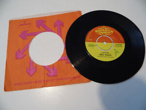 """7"""" JIMMY ROSELLI - single -   I LOVE YOU-I`M GONNA SIT RIGHT DOWN AND WRITE"""