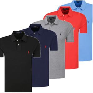 NEU! RALPH LAUREN Poloshirt Polo Shirt Herren Kurzarm T-Shirt S bis XXL