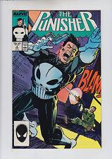 Punisher #4 VF/NM 9.0 (1st app Microchip 1987)