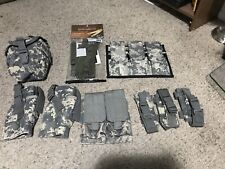 Lot of blackhawk tactical accessories Clips ,Gun Holsters Ammo Clips Holder Ect