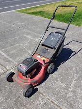 MTD Push Lawn Mower, 4Hp Briggs Motor 18inch cut / Catcher