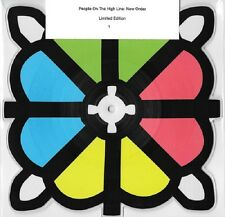 "NEW ORDER People On The High Line - 7"" / Shaped Picture Vinyl + MP3 - Limited"