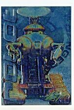 LOST IN SPACE MOVIE  WILL'S ROBOT CARD R2 BY INKWORKS