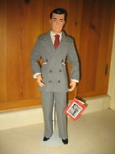 "CARY GRANT 1990   20""  MINT WITH TAG   ALL ORIGINAL WORLD DOLL CO."
