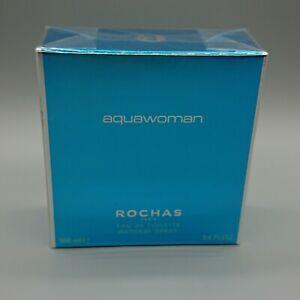 Rochas Aquawoman 100ml/3.4oz NEW Rare! 2010 Year