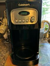 Cuisinart Dcc-1150 10 Cups Thermal Coffee Maker - Tested & Works - No Carafe