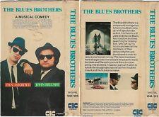 PRE-CERT VIDEO SLEEVE - CIC - BLUES BROTHERS - ! RARE COMPLETE CARTON !