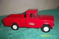 """Tonka Pickup Truck 1970 # 1050 /w Working Tailgate & Hitch Press Steel 9 1/8"""" L"""