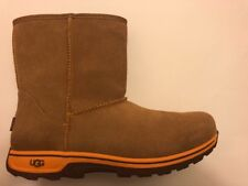 Ugg Australia Kids Lynden Sude Color Che Waterproof Boot's Size 6 New.