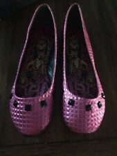 Iron Fist, Number Of The Beast Flats, Size 6, NWT
