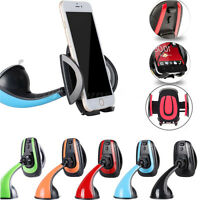 Universal In Car Windscreen Suction Mount Mobile Phone PDA Sat Nav Holder Stand