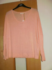 M & S Layering T-Shirt Top Size 14 BNWT