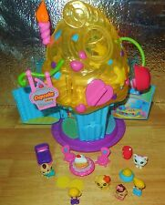 BLIP PRETEND TOY SQUINKIES MINIATURE CUPCAKE BAKERY SURPRISE BUBBLE COMPLETE LOT