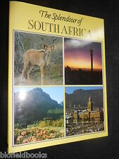 The Splendour of South Africa - R I B Webster - 1990 - African Photo Illustrated
