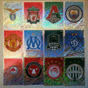 TOPPS 2020/21 UEFA CHAMPIONS LEAGUE OFFICIAL STICKER COLLECTION LAZ to POF