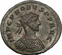 PROBUS 276AD Authentic Ancient Roman Coin PAX Peace Cult  i52086