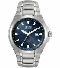 Citizen BM7170-53L Men's Eco-Drive Blue Eco-Drive Watch