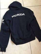 Felpa Con Cappuccio Gas HRC Honda Nuovo con Cartellino Taglia L