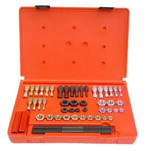 Lang Tools 971 48 pc. SAE & Metric Thread Restorer Kit