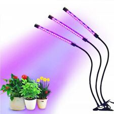 LED Automatische Grow Light Pflanzenlicht Wachstumslampe Pflanzenleucht Garten