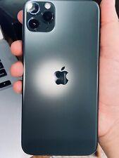 Apple iPhone 256gb Factory Unlocked Midnight Green