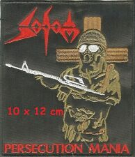 Sodom - persecution patch - FREESHIPPING