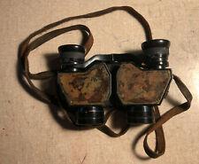 J D Moller Wedel Germany Binoculars - cased