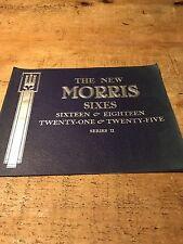 Morris ROTOLI SEDICI diciotto ventuno venticinque catalogo 16 18 21 25