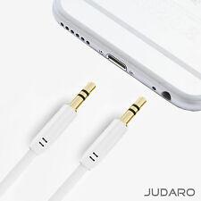 3,5mm Stereo Audio AUX Klinke Kabel Stecker MP3 Auto Laptop Handy Kopfhörer