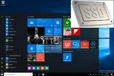 "ssd 480gb sata3 6.0Gbps 64bit Win10 Pro ready 2.5"" Laptop or Desktop hard drive"