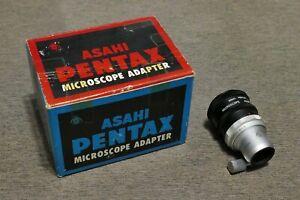 Asahi Pentax Microscope Adapter - Adaptador de micoscopio para Pentax