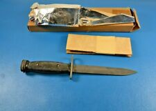 U.S.M 4 Military Bren-Dan Bayonet for M1 Carbine Unused in Box Mint