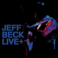 Live + - Jeff Beck (2015, CD NEUF)