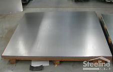 Steel Sheet 1mm x 1220mm x 1830mm Galvanised finish for trailers,vans,cars