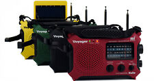 New Solar Kaito KA500 NOAA Weather Alert AM/FM/SW Radio With Free Shipping!!