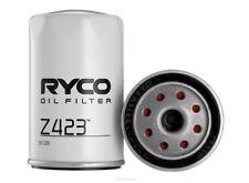 Ryco Oil Filter Z423 - FOR Mercedes 180E 190E 300E W201 W124