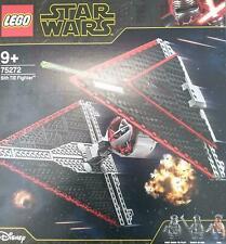 Lego Star Wars 75272 Sith Tie Fighter - Neu und OVP