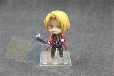 Nendoroid 788 Anime Fullmetal Alchemist Edward Elric PVC Figurilla Juguetes 10cm