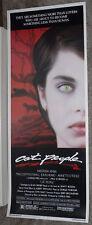 CAT PEOPLE original ROLLED 1982 movie poster NASTASSJA KINSKI/MALCOLM MCDOWELL