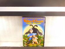 Wallace & Gromit: The Curse of the Were-Rabbit on DVD