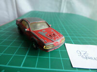 Matchbox Thunderbird 1987 Ford T BIRD TURBO COUPE 61 Toy Car Red 1:67