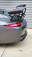 Porsche 991 GT3RS Trunk and Wing for 991 Carrera
