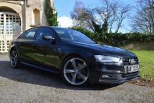 Audi A4 Black Cars