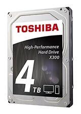 Toshiba X300 4tb 4000gb Serial ATA III Hard Disk