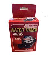 Gilmour Gardening Innovation Mechanical WATER TIMER - New - 9300 GF