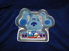 New Vintage Wilton Blue's Clue's Cake Pan stock number 2105-3064